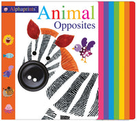 Alphaprints: Animal Opposites