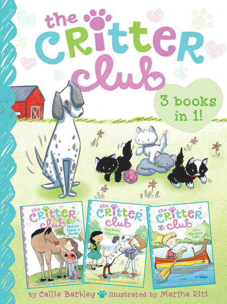 The Critter Club 3-Books-in-1!