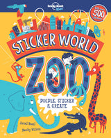 Lonely Planet Sticker World - Zoo 1st Ed.