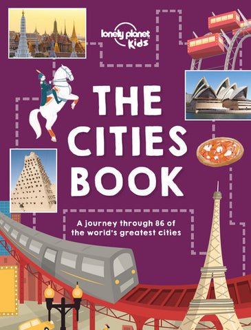 Lonely Planet The Cities Book 1st Ed.