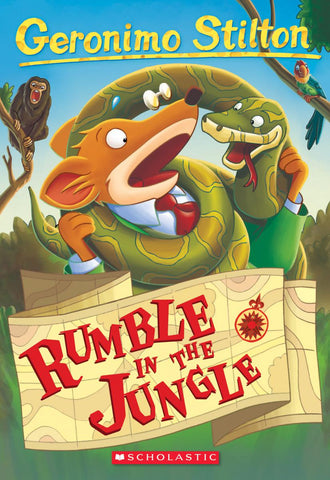 Rumble in the Jungle (Geronimo Stilton #53)