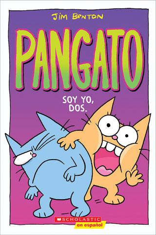 Pangato #2: Soy yo, dos. (Catwad #2: It's Me, Two.)