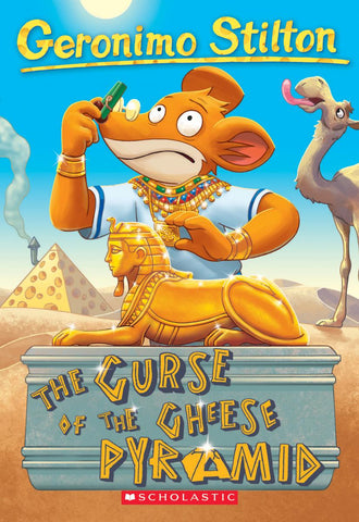 The Curse of the Cheese Pyramid (Geronimo Stilton #2)