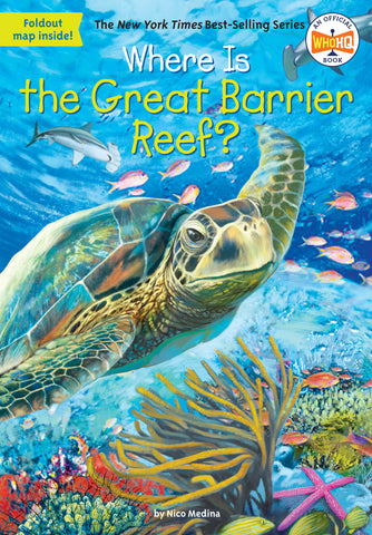 Where Is the Great Barrier Reef?