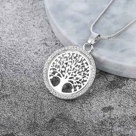 Collier Arbre de Vie Pandora - Eve Boutique