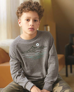 "Kids ""All In"" Mountain Sweatshirt"