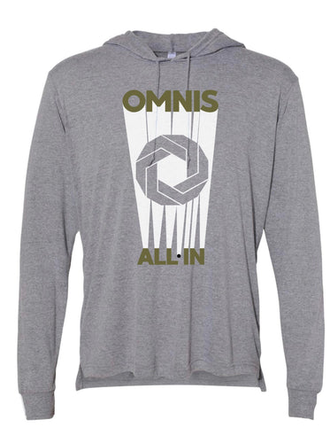 Omnis Fade To All In Hoodie