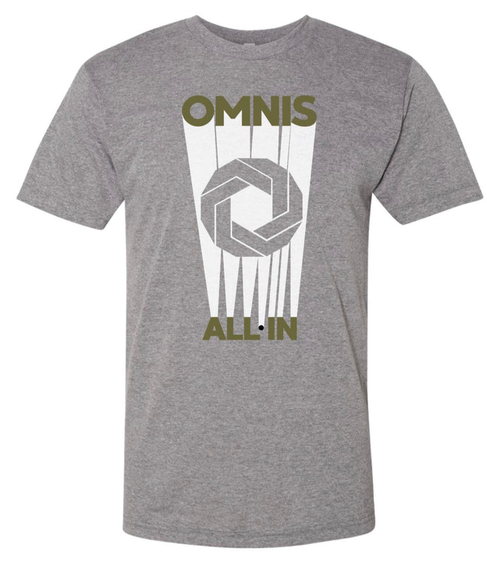 Omnis Fade To All In T-Shirt