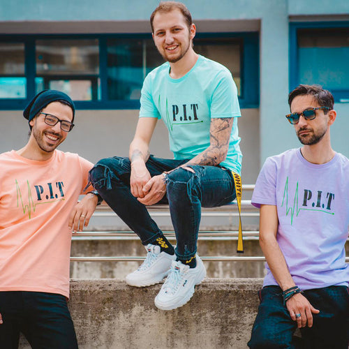 P.I.T. - T-shirts Summer Edition