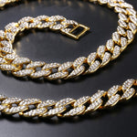 Miami Curb Cuban Chain - Creative Minds Jewels