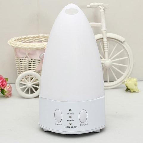 Humidificador con el cambio de color de luz LED