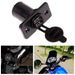 Dual USB Charger socket salida impermeable 3.1 AMP panel Mount motocicleta cargador de coche Mecheros socket Splitter nuevo