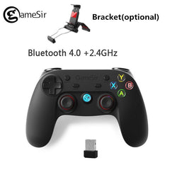 GameSir G3s Bluetooth controlador inalámbrico para Android Smartphone Tablet VR caja de TV PS3 PC