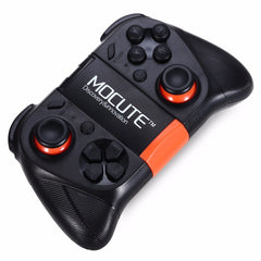 MOCUTE 050 inalámbrico Gamepad Bluetooth 3,0 controlador de juego Joystick Mini Gamepad para Android/iOS teléfonos Android Smartphone TV BOX