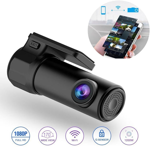 Mini WIFI Car DVR cámara Digital registrador Video Recorder DashCam Auto videocámara DVR inalámbrico APP Monitor 8868