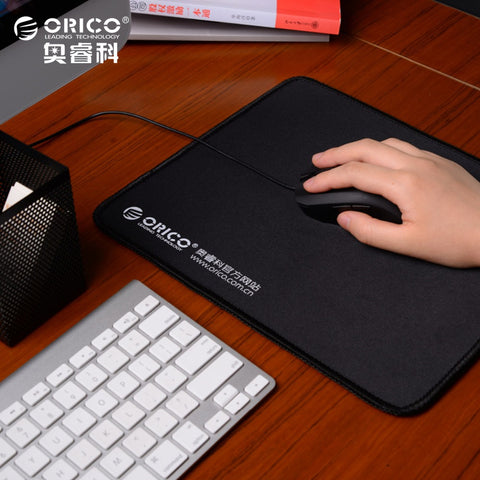 Orico MPS3025-BK TELA DE CAUCHO NATURAL Home Office juego mouse pad grueso 5mm durable hermosa