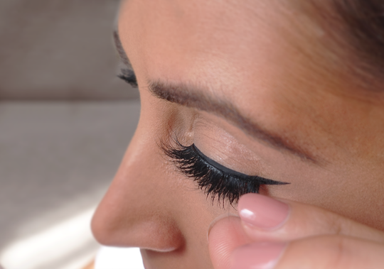 How to Wear Your False Lashes Up to 20 Times