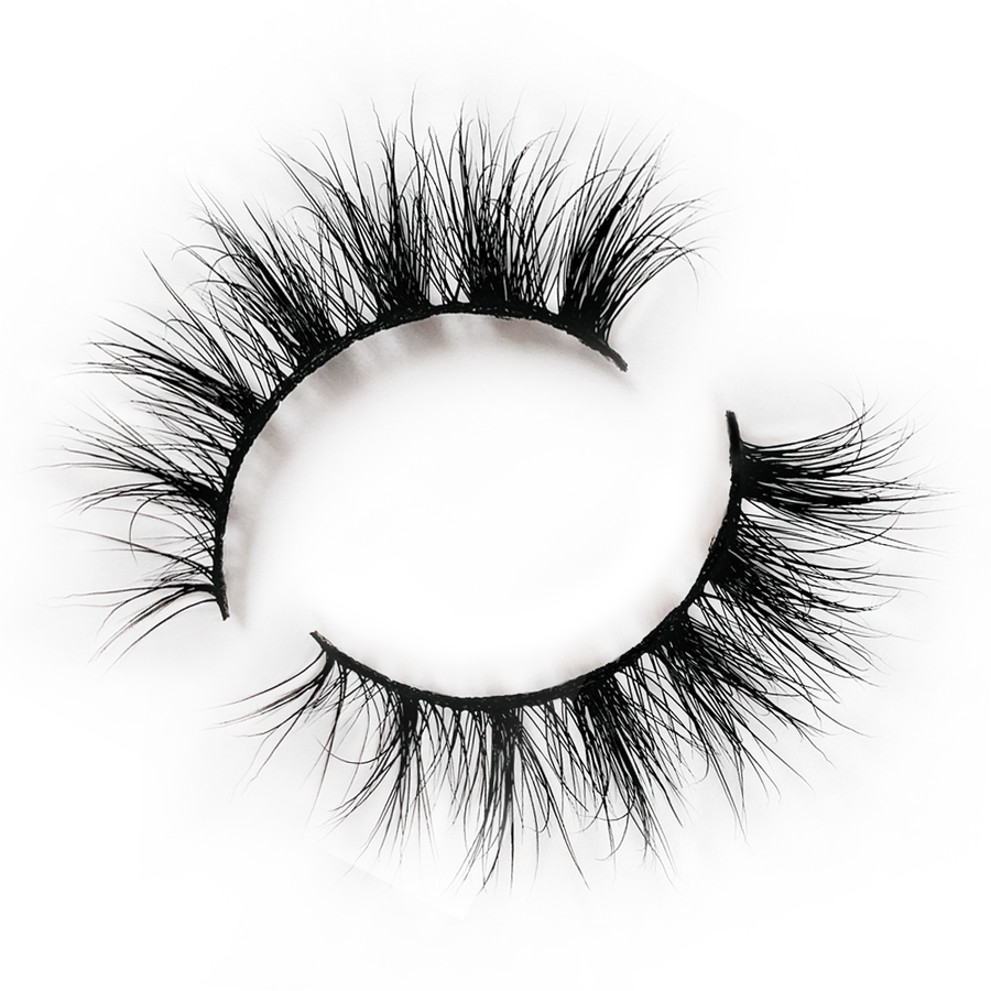 Envie 3d mink false lashes goddess