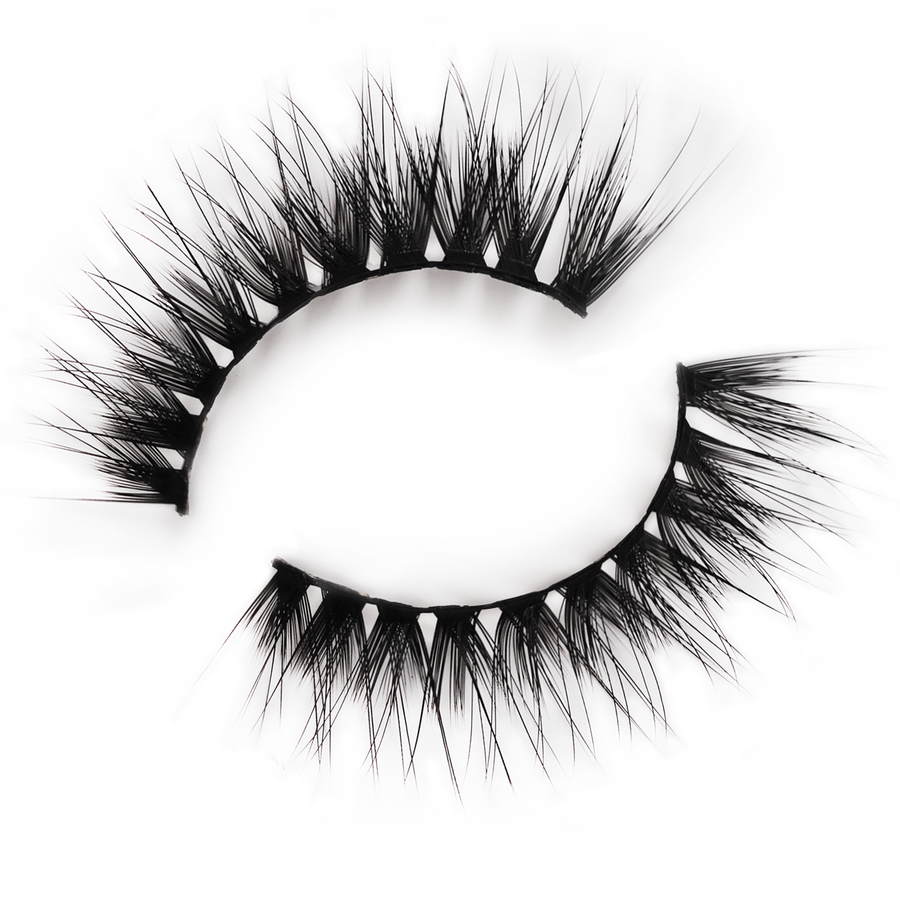 envie lashes periwinkle faux mink lashes
