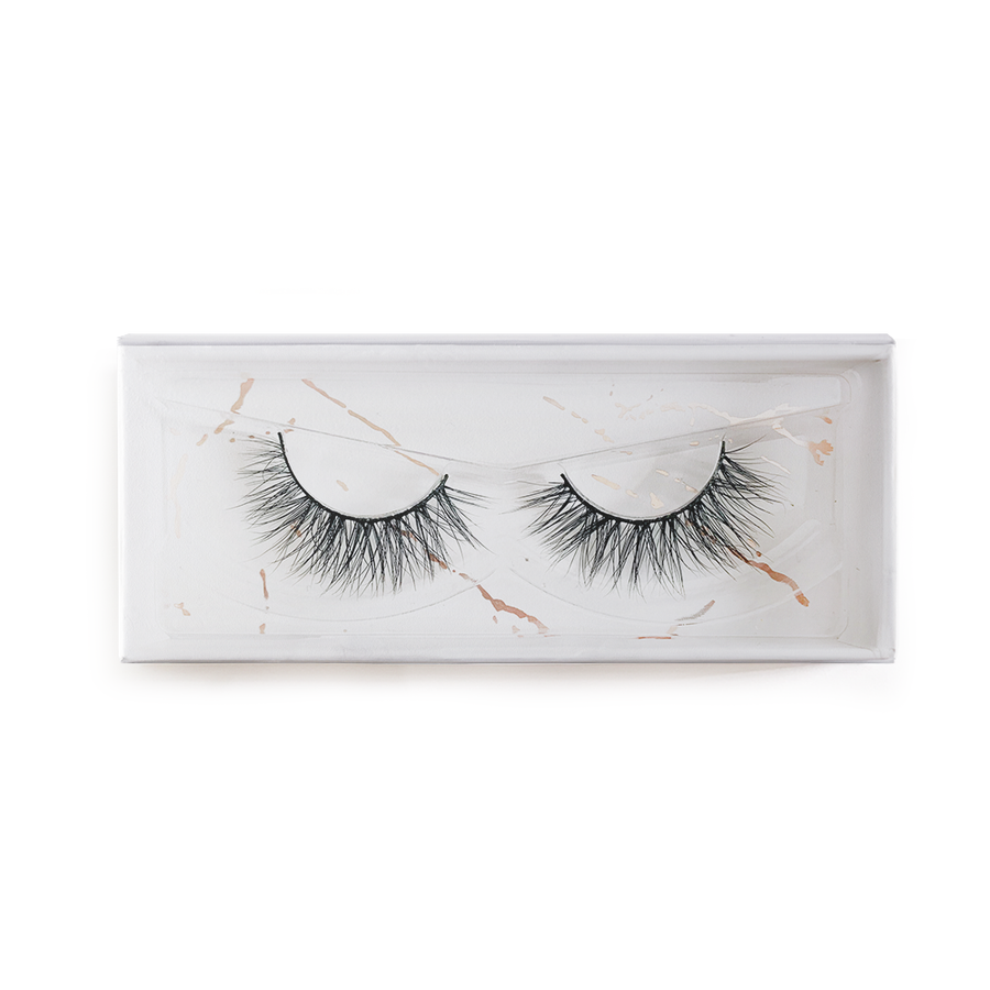 Envie 3d mink false lashes maya box