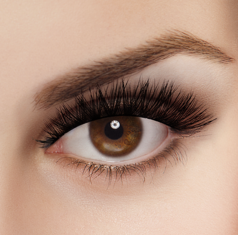 dramatic luxury 3d false lashes