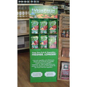 VegieFresh 24 POP Display
