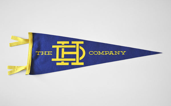 Royal & Gold Pennant
