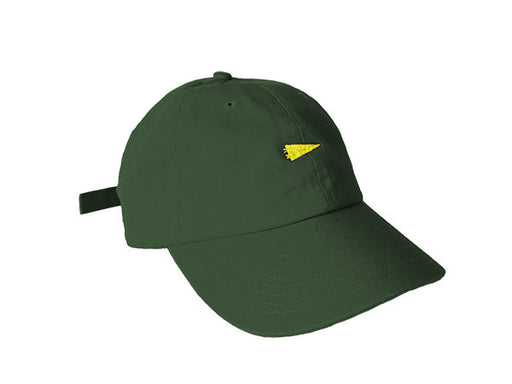 a's fans pennant dad hat