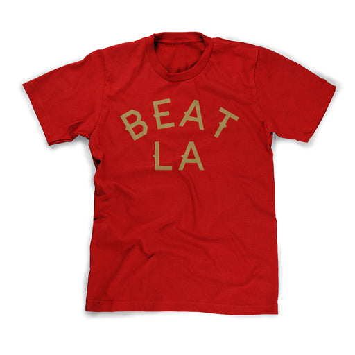 BEAT LA FOOTBALL SHIRT