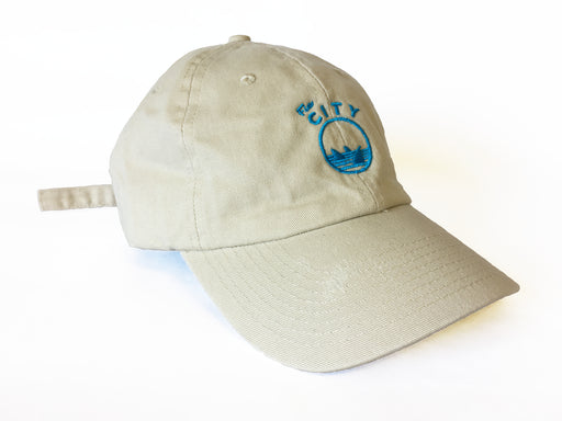 Fin City Dad Hat