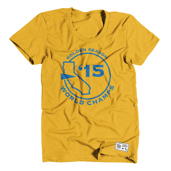 Golden Season Champs Womens Shirt