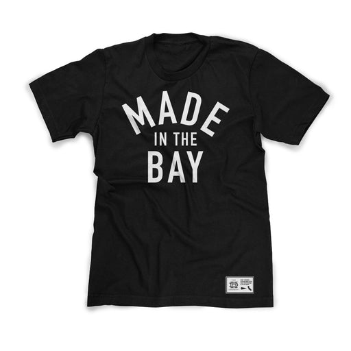 Made In The Bay Black Shirt