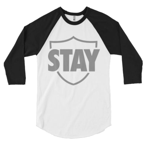 STAY Raglan shirt