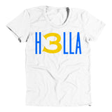 H3LLA Womens Shirt