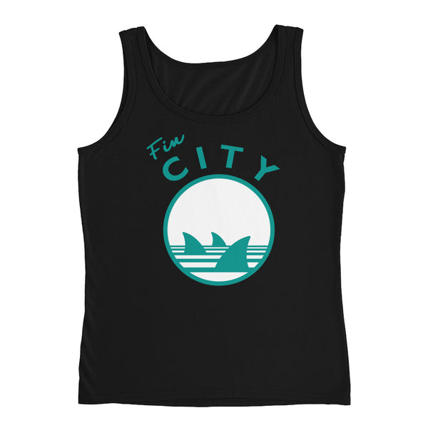 Fin City Ladies' Tank