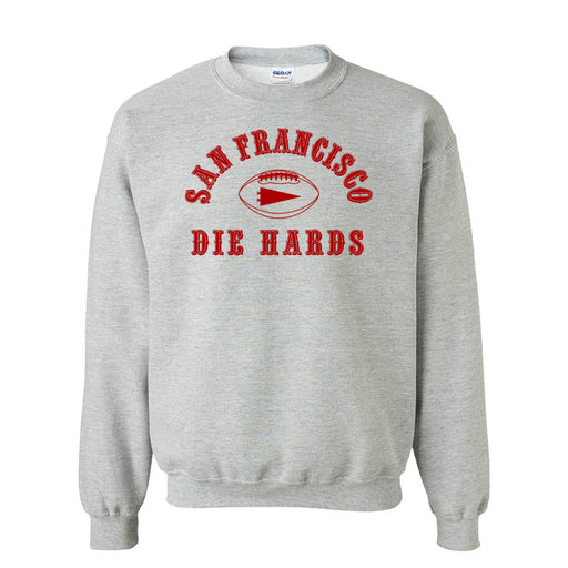 San Francisco Die Hards Crewneck Sweatshirt