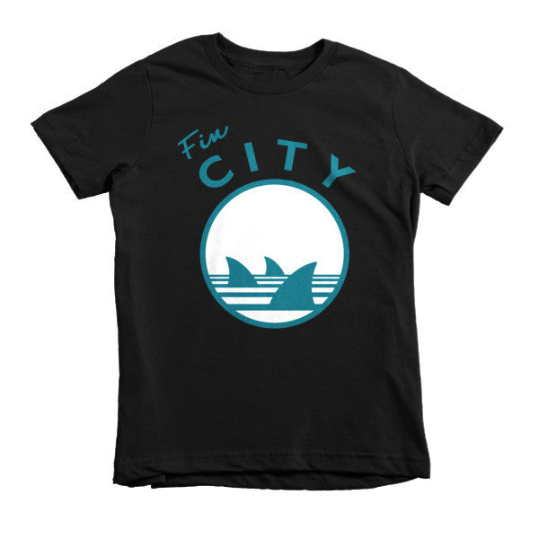 Fin City - Youth Shirt