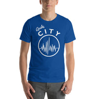 Quake City Shirt Blue