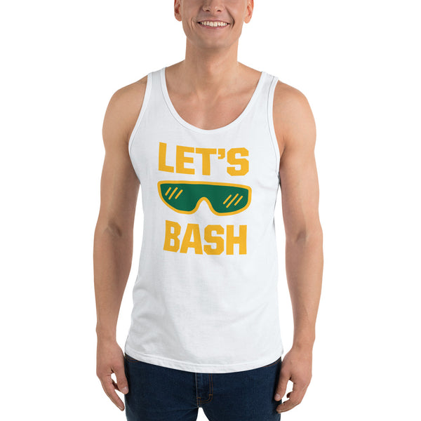 Let's Bash - Mens Tank Top