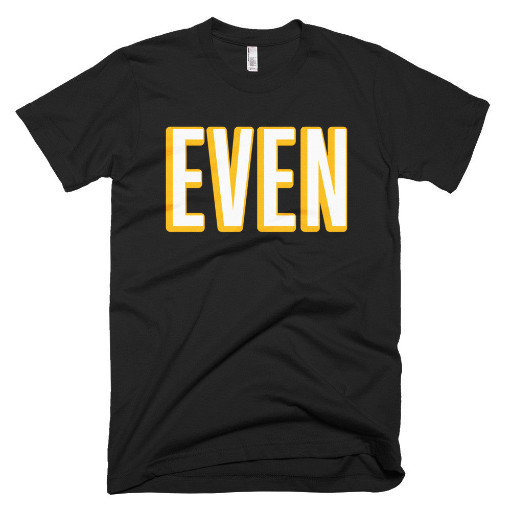 Even Year Shirt Black