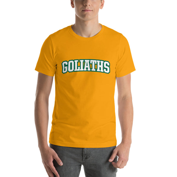 GOLIATHS - Yellow Shirt
