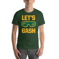 Let's Bash - Green Shirt