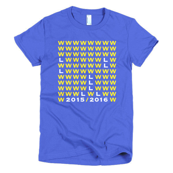 73 Dubs Womens Shirt