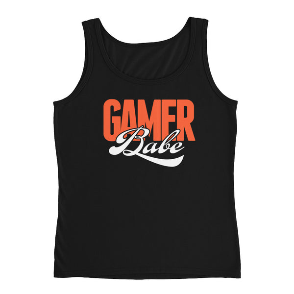 Gamer Babe Ladies' Tank