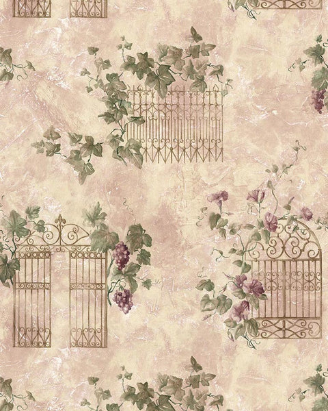 WALLPAPER DOUBLE ROLL HB24144
