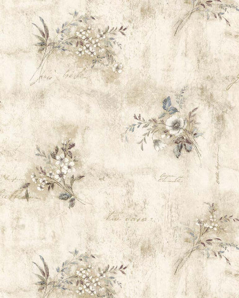 WALLPAPER DOUBLE ROLL HB24166
