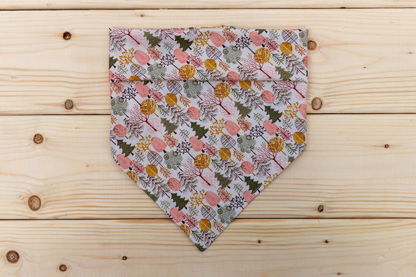 Fall Forest Bandana