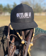 Load image into Gallery viewer, Outlaw AF - Trucker Cap