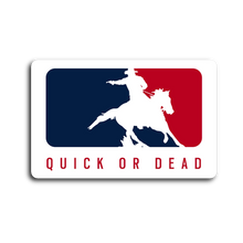Load image into Gallery viewer, Major League Cowboy - Sticker