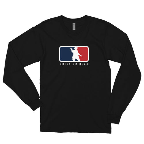 Major League Cowboy - Long Sleeve